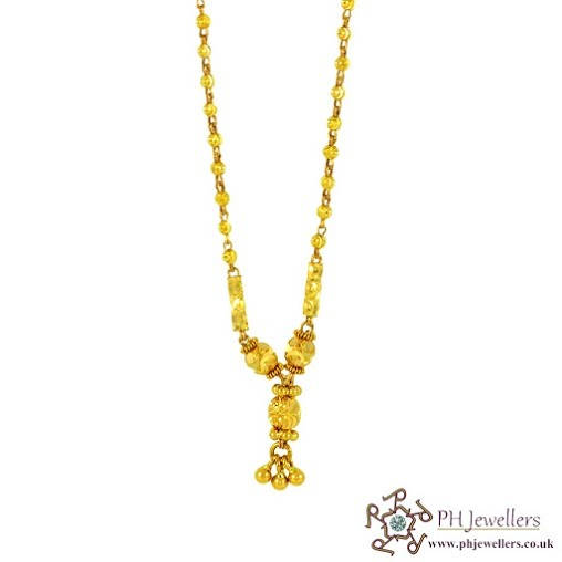 22ct 916 Hallmark Yellow Gold Chain C8