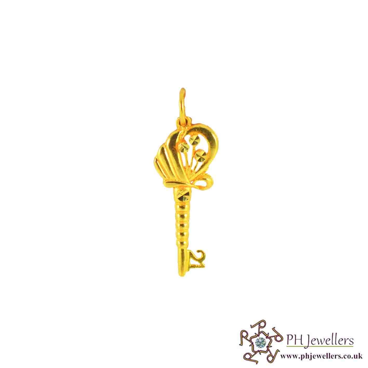 Online gold jewellery gold jewellery fancy 22ct 916 hallmark yellow online gold jewellery gold jewellery fancy 22ct 916 hallmark yellow gold 21 key pendant fp12 22 carat gold jewellers aloadofball Gallery