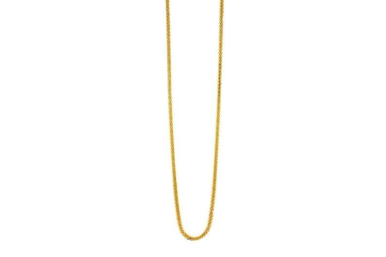 22ct 916 Hallmark Yellow Gold Chain PC49