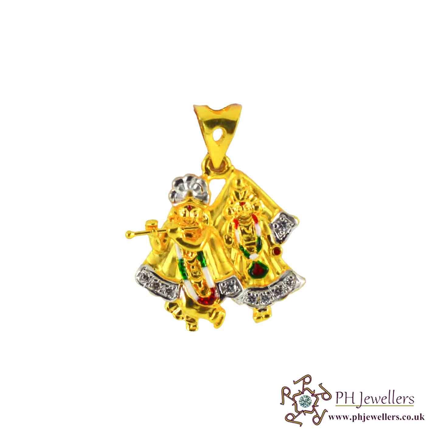 Online gold jewellery gold jewellery religious 22ct 916 hallmark online gold jewellery gold jewellery religious 22ct 916 hallmark yellow gold radha krishna rhodium pendant cz rp31 22 carat gold jewellers aloadofball Choice Image