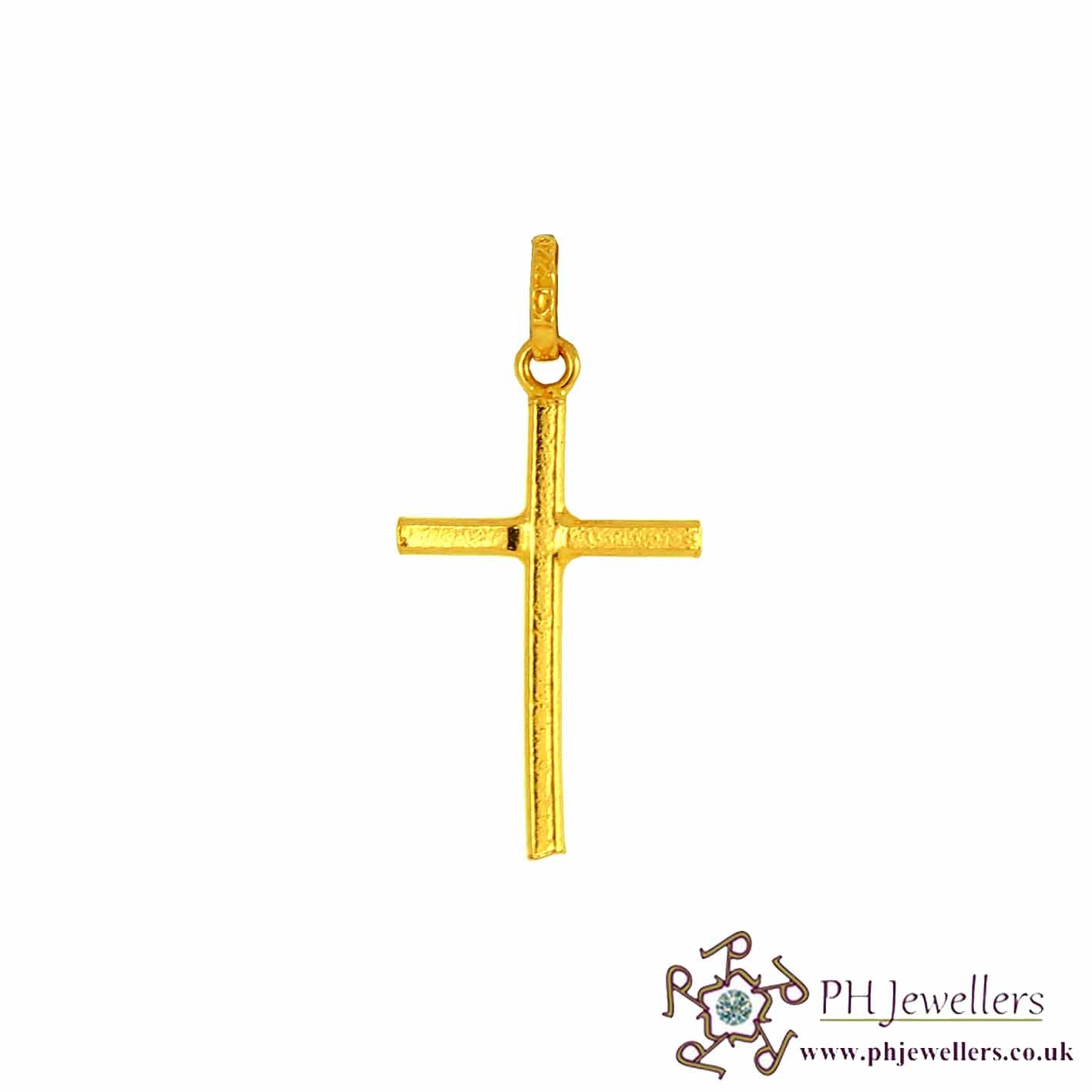 Online gold jewellery gold jewellery religious 22ct 916 hallmark online gold jewellery gold jewellery religious 22ct 916 hallmark yellow gold cross pendant rp40 22 carat gold jewellers aloadofball Gallery