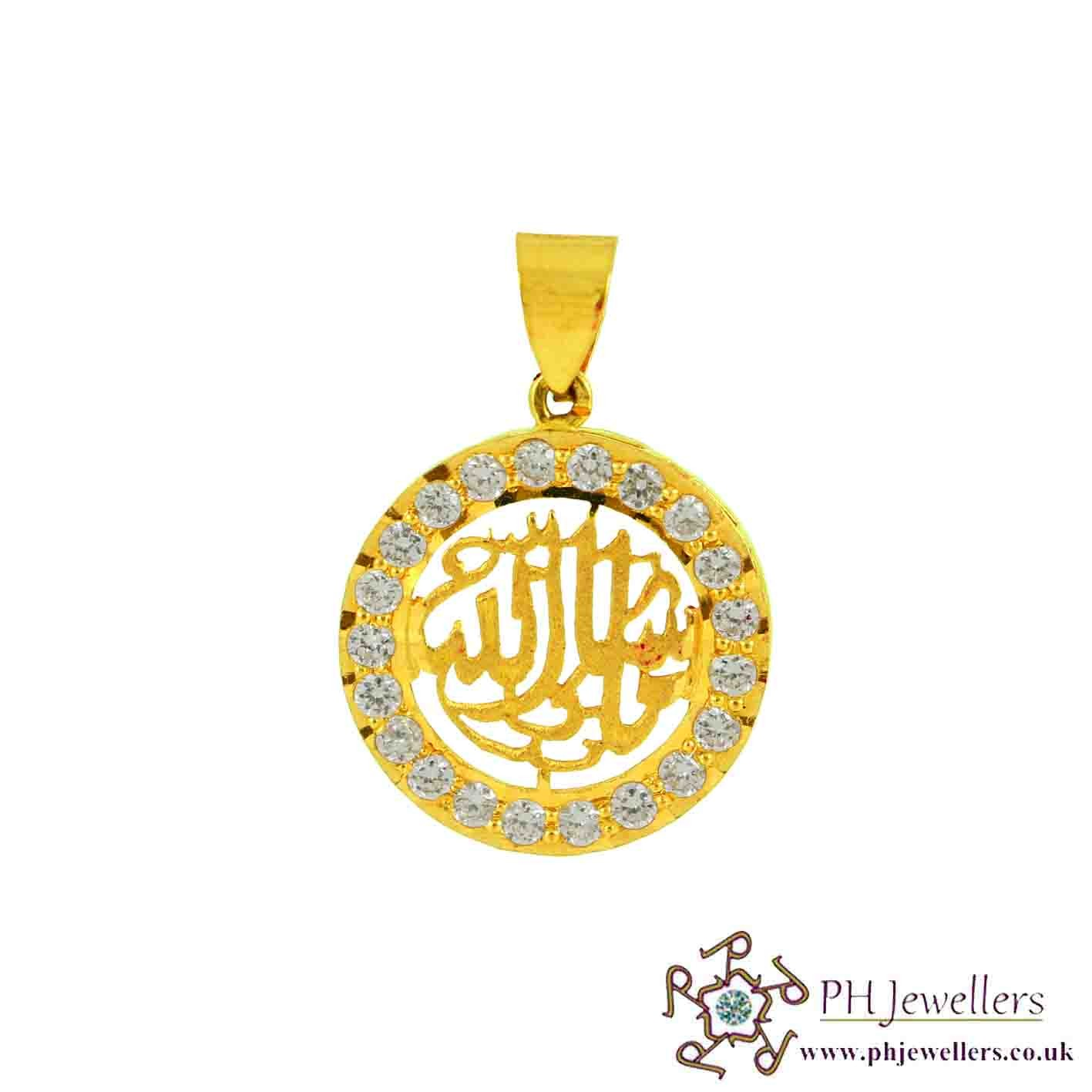 Online gold jewellery gold jewellery 22ct 916 hallmark yellow gold online gold jewellery gold jewellery 22ct 916 hallmark yellow gold pendant allah in round cz fp16 22 carat gold jewellers mozeypictures Choice Image