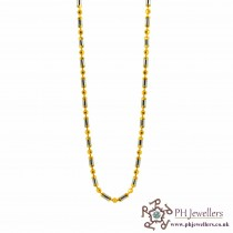 22ct 916 Hallmark Yellow Gold Chain RC5